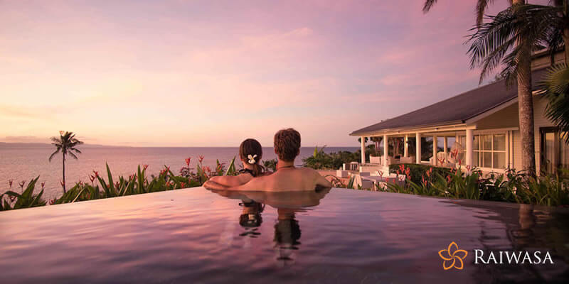 Luxury Activities For The Couples On Fiji's Coral Coast!